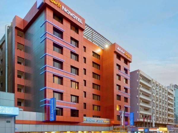 Hotel Novotel Suites Riyadh Olaya