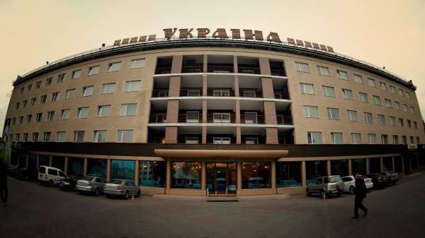 """Hotel Ukraina Отельный комплекс """"Украина"""""""
