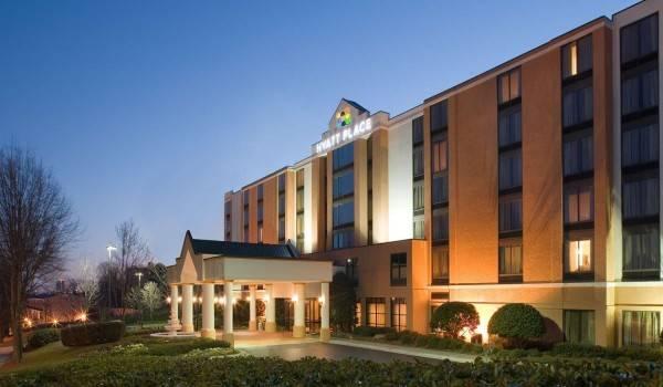 Hotel Hyatt Place ATL Perimeter Center