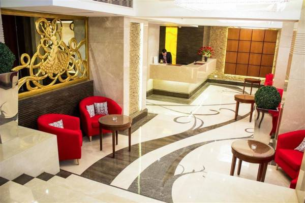 Hotel Golden Tulip Flamenco Cairo