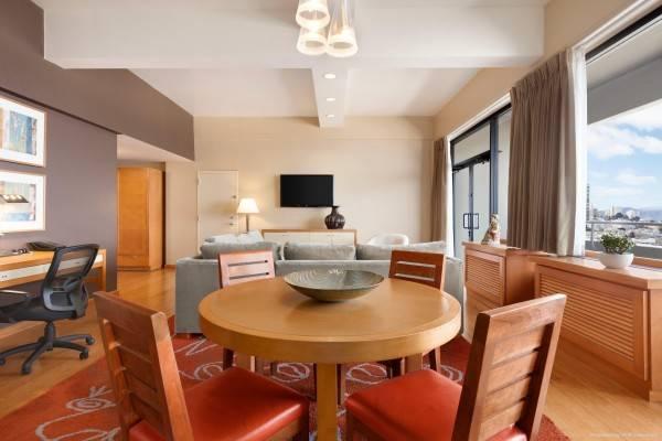 Hotel Hilton San Francisco Financial District