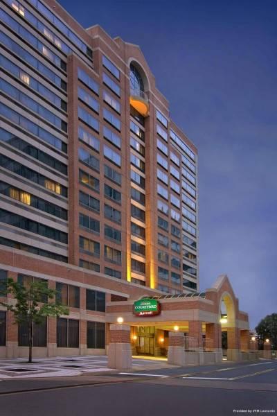 Hotel Courtyard Arlington Crystal City/Reagan National Airport