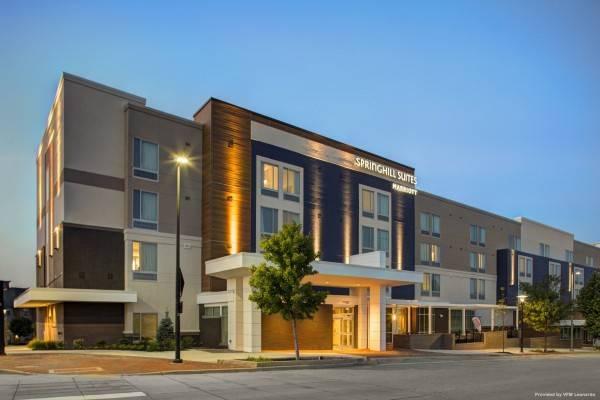 Hotel SpringHill Suites Kansas City Lenexa/City Center