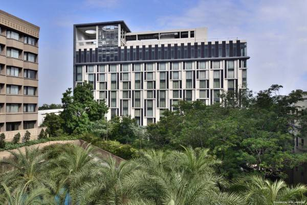 Hotel Courtyard Hyderabad Courtyard Hyderabad
