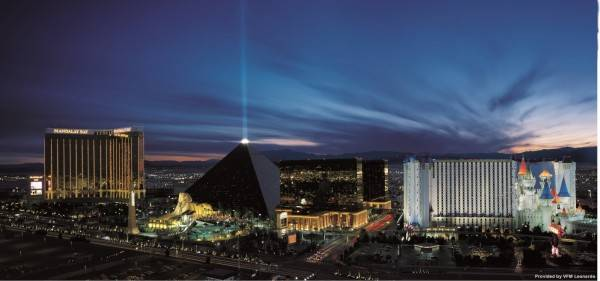 MGM Luxor Hotel and Casino