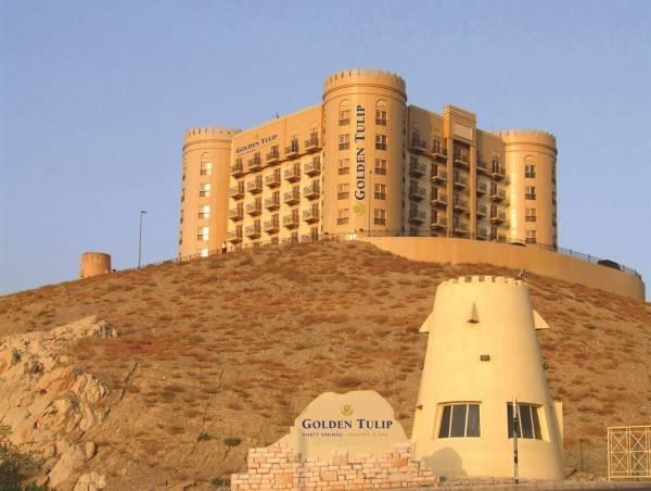 Hotel Golden Tulip Khatt Springs Resort and Spa