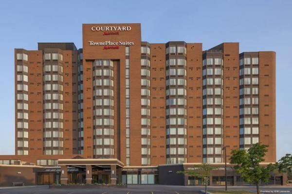 Hotel TownePlace Suites Toronto Northeast/Markham