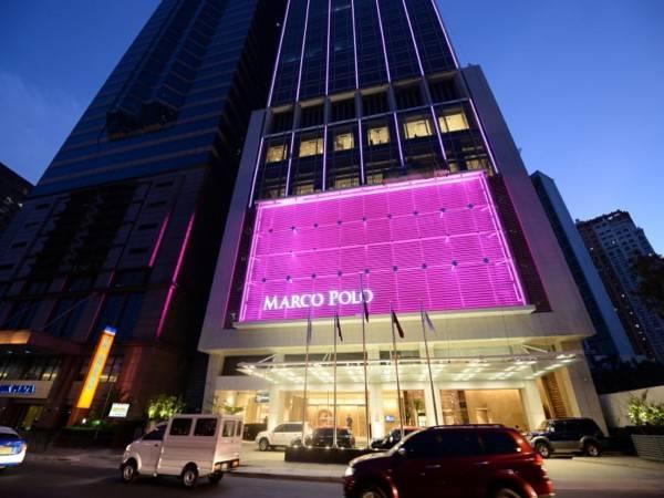 Hotel Marco Polo Ortigas Manila