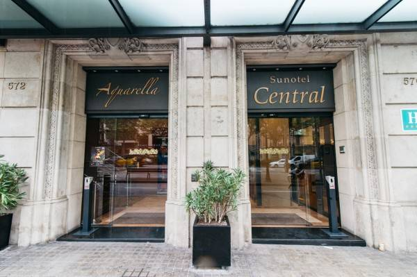 Hotel Sunotel Central