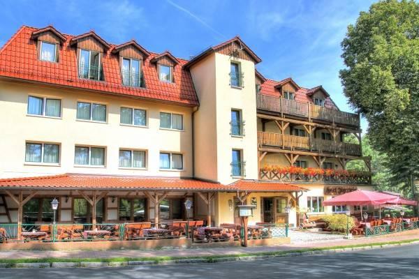Hotel Jägerheim Ützdorf am Liepnitzsee