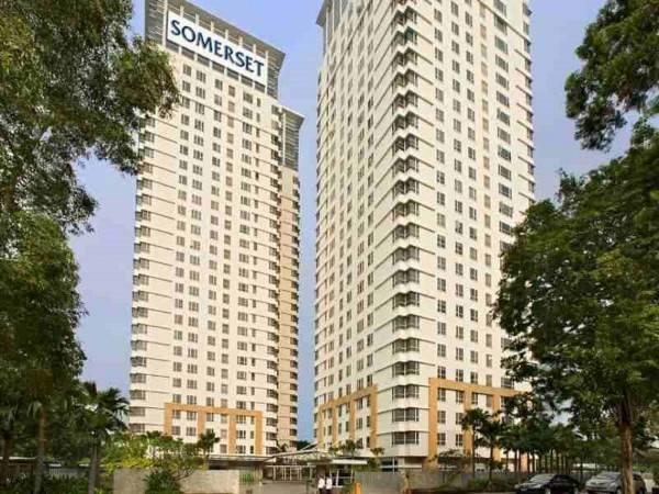 Hotel Somerset Berlian Jakarta