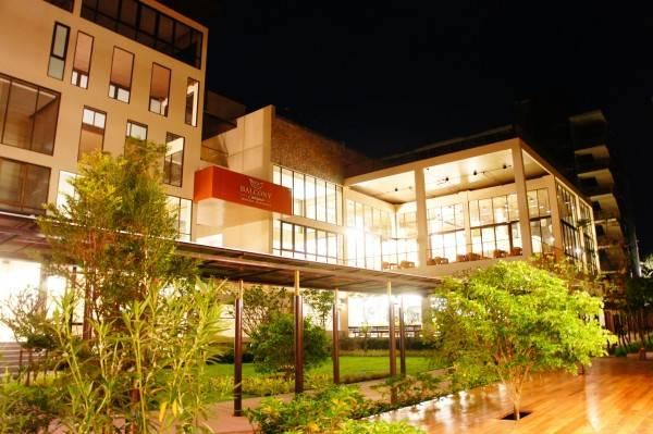 Balcony Courtyard Sriracha Hotel & Serviced Apartment