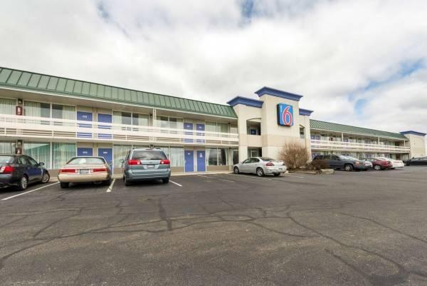 Motel 6 Troy, OH