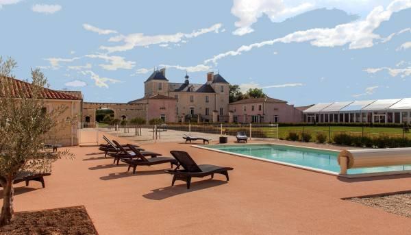 Hotel Château de la Sebrandière