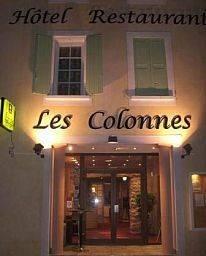 Hotel Les Colonnes Logis