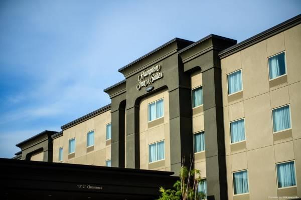 Hampton Inn - Suites by Hilton Regina East Gate SK Canada
