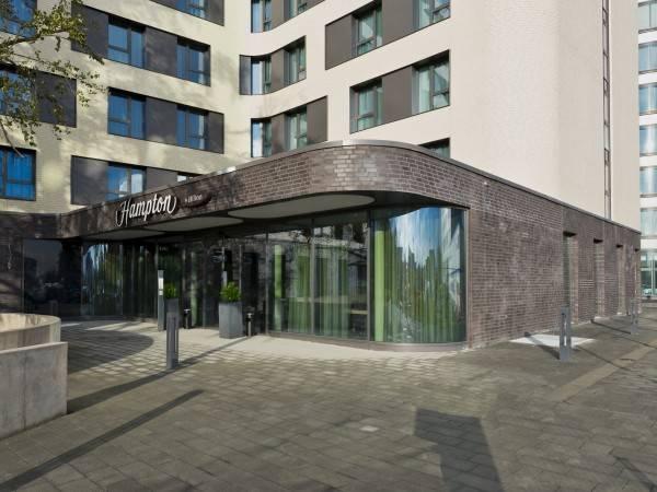 Hotel Hampton by Hilton Frankfurt Airport