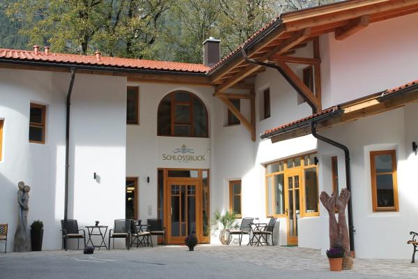 Hotel Kraftquelle Schlossblick