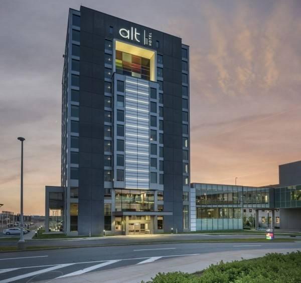 Hotel ALT Halifax Stanfield Halifax
