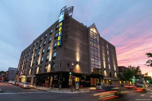 Hotel BEST WESTERN PLUS CITY CENTRE