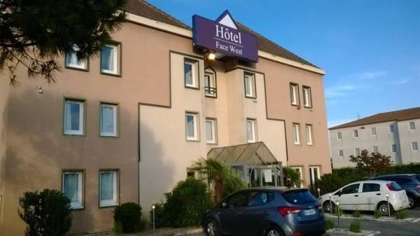 Hôtel AKENA Face West