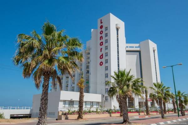 Hotel Leonardo Ashkelon By the Beach