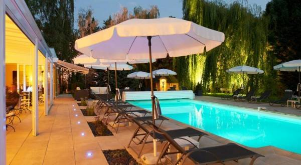 Hotel Les Jardins d´Adalric