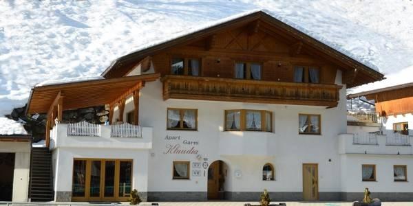 Hotel Silvrettaregion Apart-Garni KLAUDIA