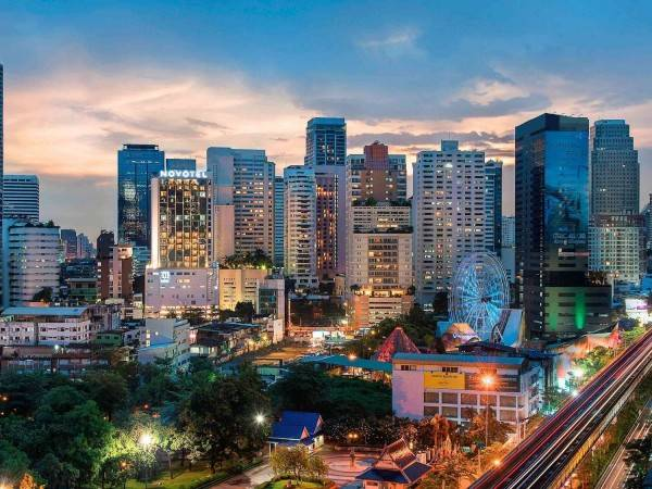 Hotel Novotel Bangkok Sukhumvit 20