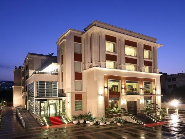 Hotel Ameya Suites New Delhi
