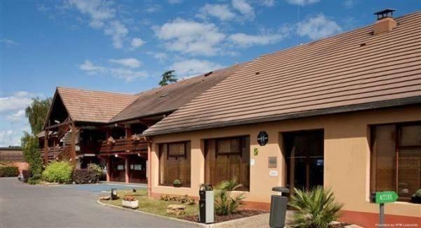 Hotel KYRIAD MEAUX SUD Nanteuil les Meaux