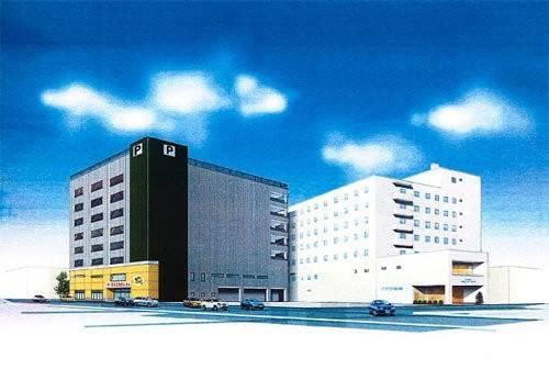 Machinaka Onsen Aomori Center Hotel