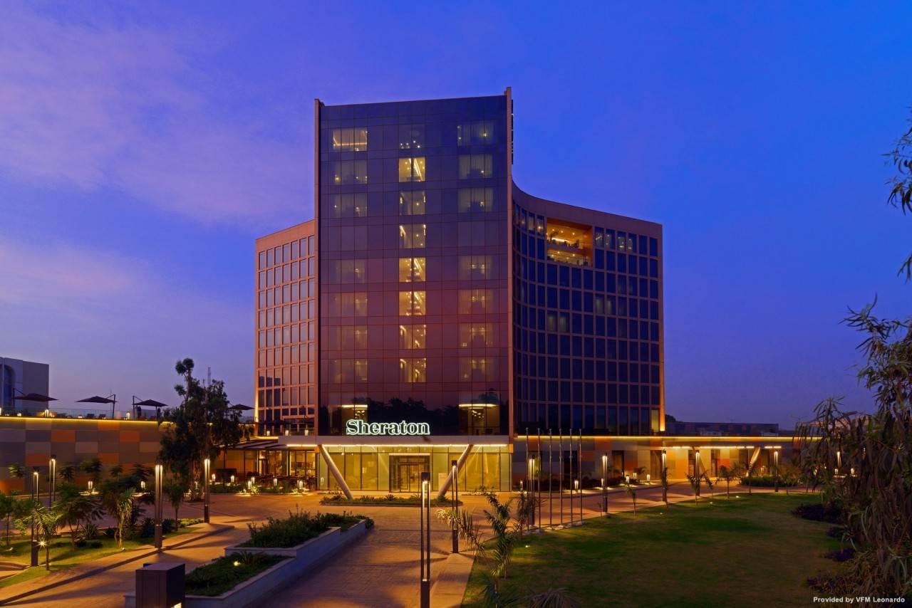 Sheraton Bamako Hotel Mali At Hrs With Free Services