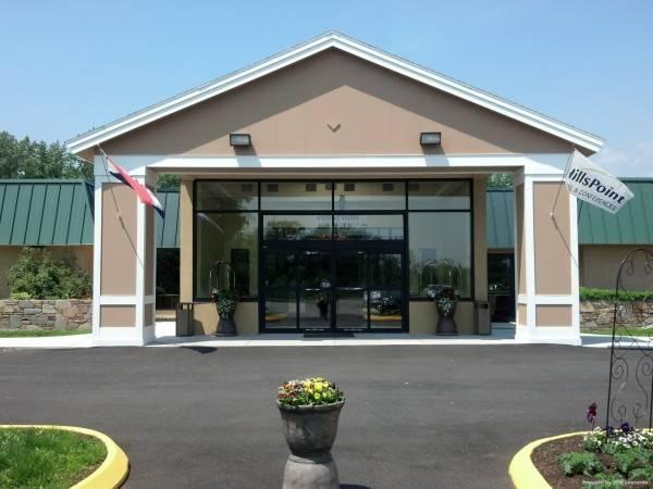 Howard Johnson Inn Bradley International Airport/Hartford