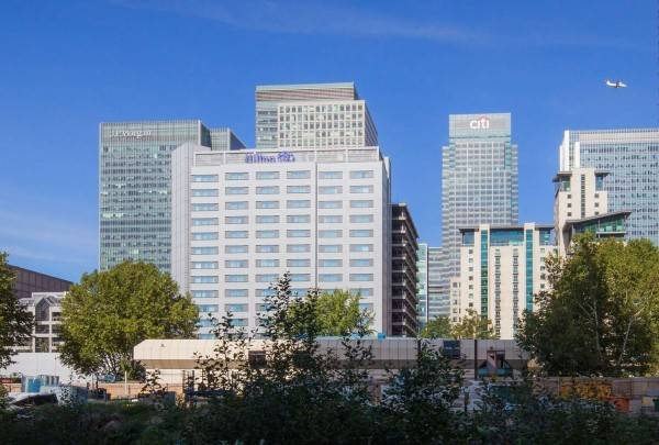 Hotel Hilton London Canary Wharf