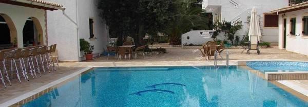 Hotel Olympia Paxos Apartment