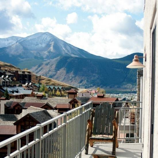 Hotel SKI-IN SKI-OUT CONDOS IN CRESTED BUTTE