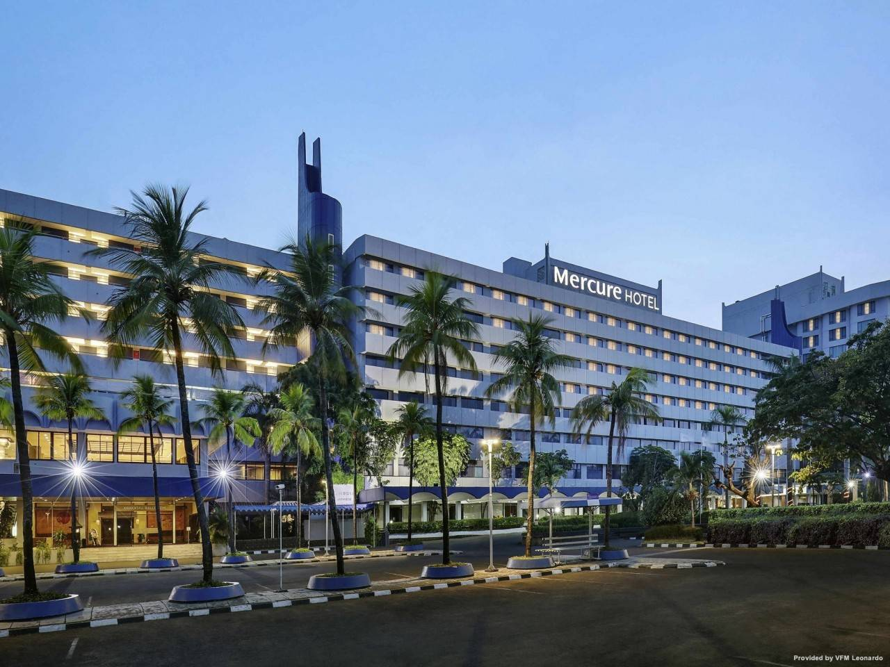 Hotel Mercure Convention Center Ancol 4 Hrs Star Hotel In Jakarta