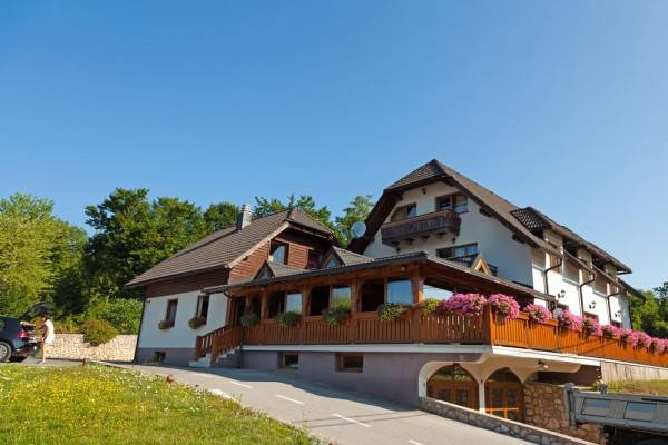 Hotel Guest House Plitvicka
