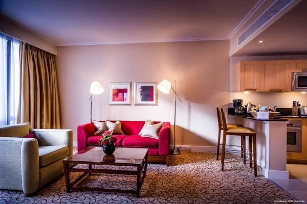 Hotel Marriott Executive Apartments London Canary Wharf