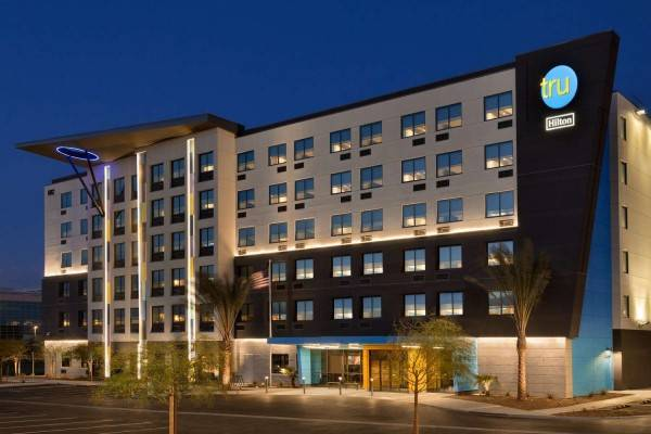 Hotel Tru by Hilton Las Vegas Airport NV