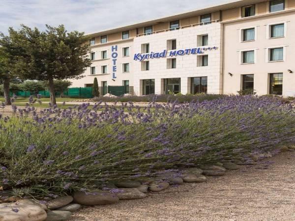 Hotel Kyriad Avignon - Courtine Gare TGV