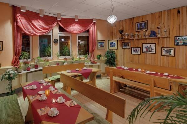 Hotel Haus Saarland am Rennsteig