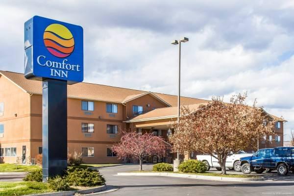 Comfort Inn and Suites Gunnison