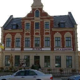 Hotel und Café Burghof