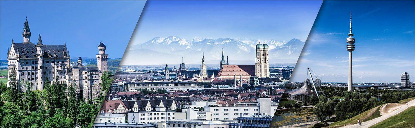 HRS price guarantee: in Bavaria at the test winner ✔ checked hotel ratings ✔ free cancellation