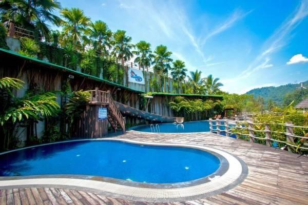 Hotel The Waterway Villa