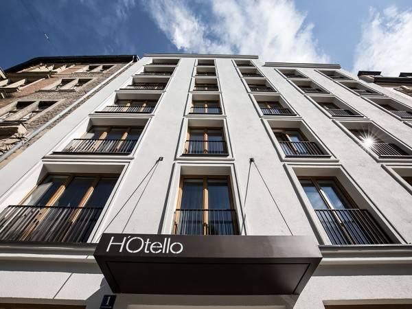 Hotel H'Otello B01