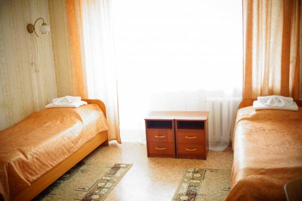Hotel Barguzin