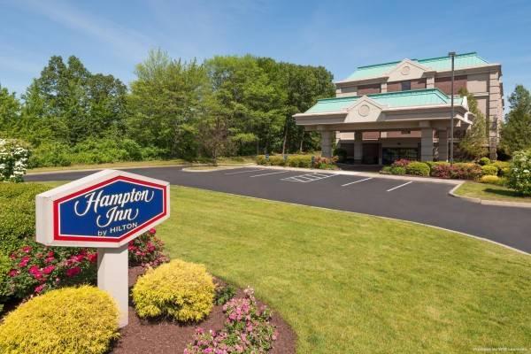 Hampton Inn Hartford-Airport CT